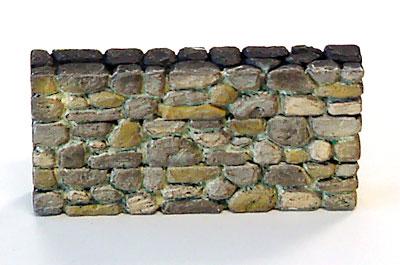 Mortared Wall